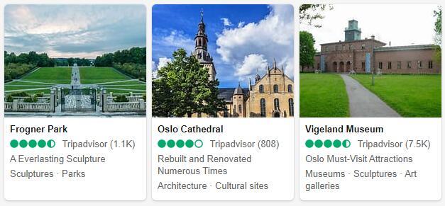 Oslo Attractions 2