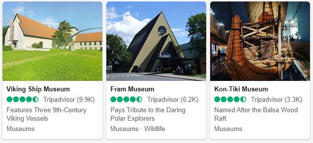 Oslo Attractions