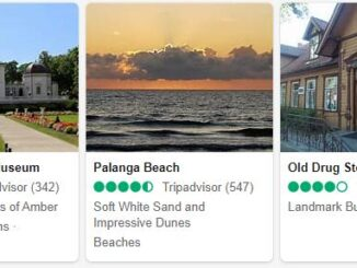 Palanga Attractions