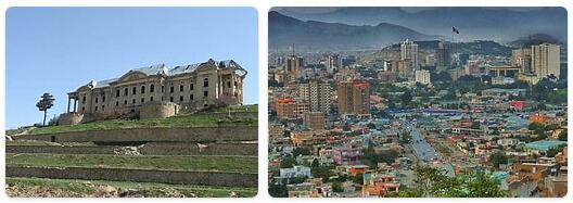 Afghanistan Capital City