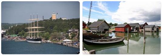 Aland Islands Capital City