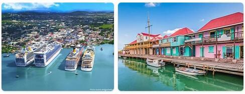 Antigua and Barbuda Capital City