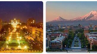 Armenia Capital City