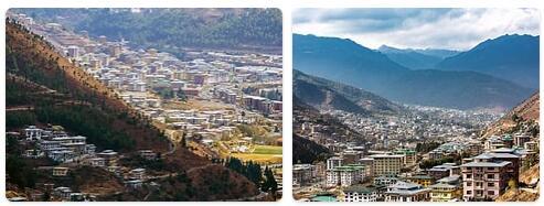 Bhutan Capital City