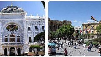 Bolivia Capital City