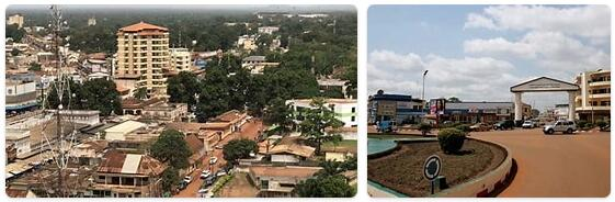 Central African Republic Capital City