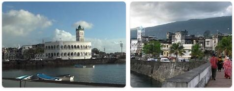 Comoros Capital City