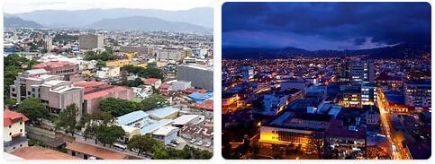 Costa Rica Capital City