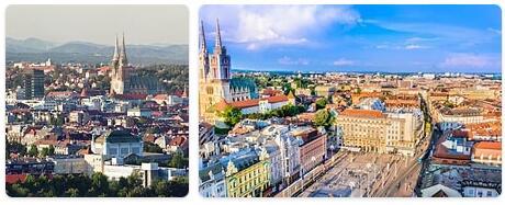 Croatia Capital City