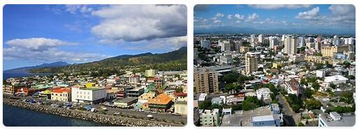 Dominica Capital City