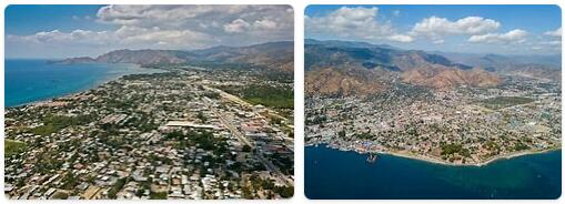 East Timor Capital City