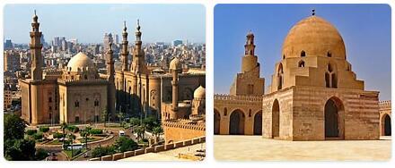 Egypt Capital City