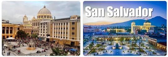 El Salvador Capital City