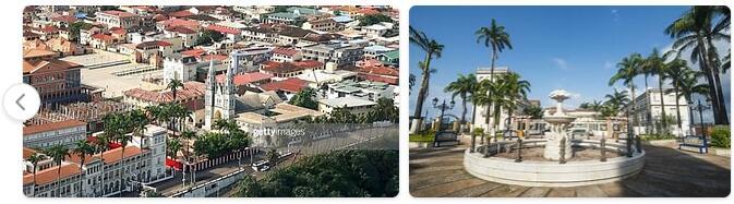Equatorial Guinea Capital City