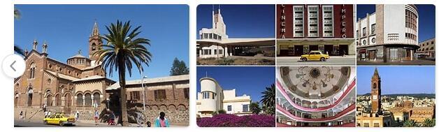 Eritrea Capital City