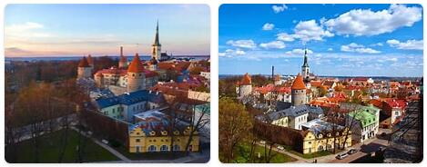 Estonia Capital City