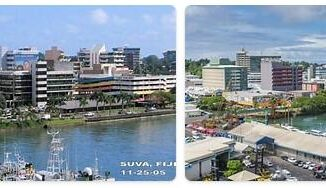 Fiji Capital City