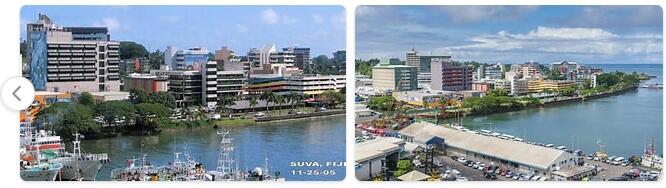 Fiji Capital City