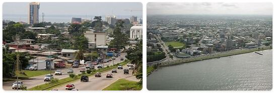 Gabon Capital City