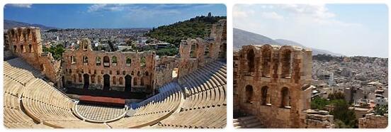 Greece Capital City