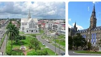 Guyana Capital City