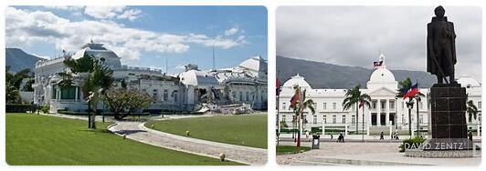 Haiti Capital City