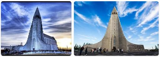 Iceland Capital City