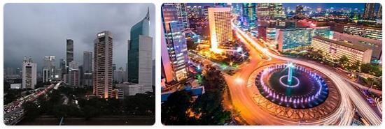 Indonesia Capital City