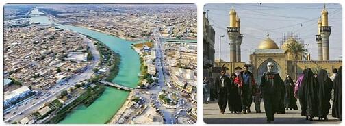 Iraq Capital City