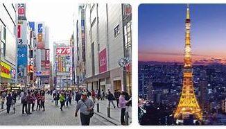 Japan Capital City