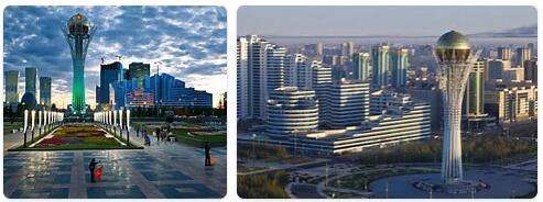 Kazakhstan Capital City