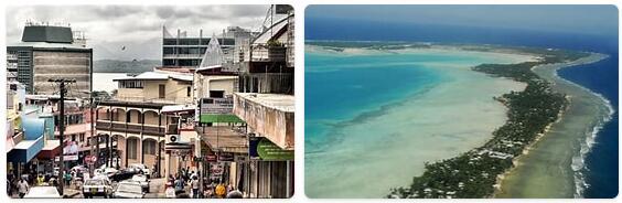 Kiribati Capital City