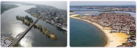 Liberia Capital City
