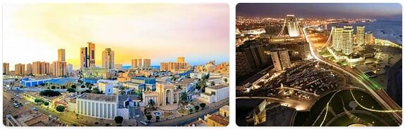 Libya Capital City