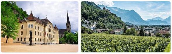 Liechtenstein Capital City