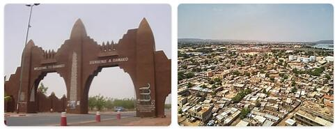Mali Capital City
