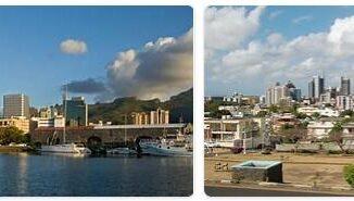Mauritius Capital City