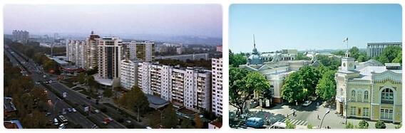 Moldova Capital City