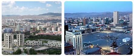 Mongolia Capital City