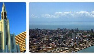 Mozambique Capital City