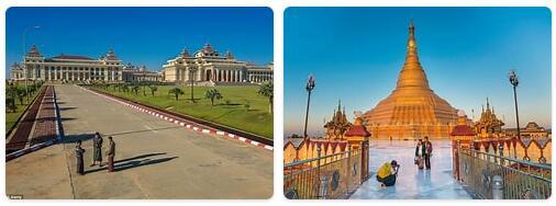 Myanmar Capital City