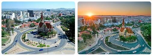 Namibia Capital City