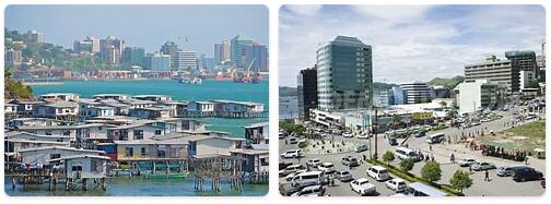 Papua New Guinea Capital City