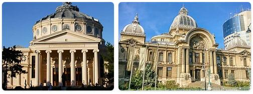 Romania Capital City