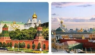 Russia Capital City