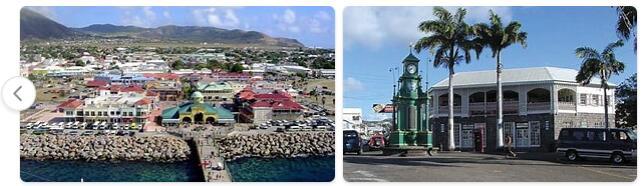 Saint Kitts and Nevis Capital City