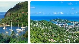 Saint Lucia Capital City