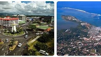 Samoa Capital City