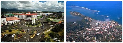 Samoa Capital City