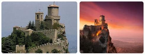 San Marino Capital City